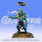 Undead / Necromantic - Lizaurus Zombie - SP Miniaturas