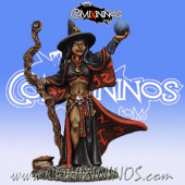 Humans - Selmarina Witch - Reaper