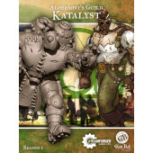 Guild Ball - Katalyst - Steamforged Games