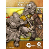 Guild Ball - Stoker - Steamforged Games