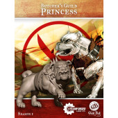 Guild Ball - Princess - Steamforged Games
