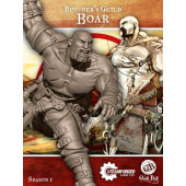 Guild Ball - Boar - Steamforged Games