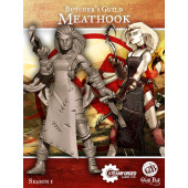 Guild Ball - Meathook - Steamforged Games