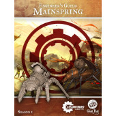 Guild Ball - Mainspring - Steamforged Games