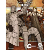 Guild Ball - Colossus (50mm) - Steamforged Games