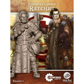 Guild Ball - Ratchet - Steamforged Games