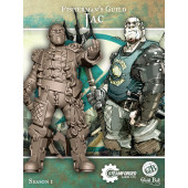 Guild Ball - Jac - Steamforged Games