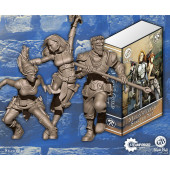 Guild Ball - Mason Starter Set (Honour, Harmony, Mallet) - Steamforged Games
