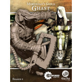 Guild Ball - Ghast - Steamforged Games