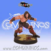 Vampires - Thrall nº 10 - Willy Miniatures