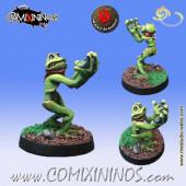 Frogmen - Frogman Catcher nº 1 Scared - Mano di Porco