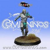 Necromantic / Undead - Ghoul nº 3 - SP Miniaturas