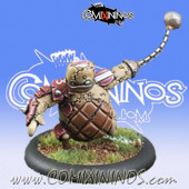 Halflings - Puppet Big Guy - Meiko Miniatures