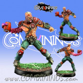 Evil - Evil Tentacle Warrior - Willy Miniatures