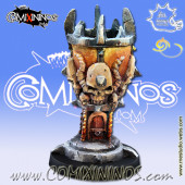 Dungeonbowl Fantasy Football Trophy nº 3 - Meiko Miniatures