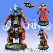Big Guy - Discontinued Underworld Troll Turncoat Bowl 2012 - Willy Miniatures