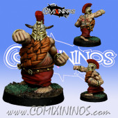 Dwarves - Dwarf Troll Slayer nº 1 - SP Miniaturas