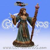 Elves - Tuilin Female Elf - Reaper