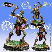 Undead / Egyptian Tomb Kings - Skeleton nº 1 - Meiko Miniatures
