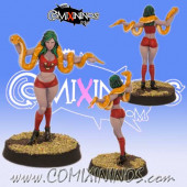 Vampires - Vampire Cheerleader - Willy Miniatures