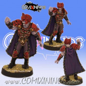 Vampires - Vampire Leader - Willy Miniatures