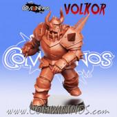 Evil - Volkor Evil Warior - RN Estudio