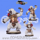 Norses - Warbear - Willy Miniatures