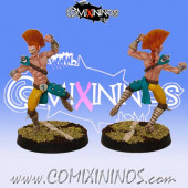 Wood Elves - Wardancer nº 1 - SP Miniaturas