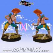 Wood Elves - Wardancer nº 2 - SP Miniaturas