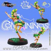 Wood Elves / Elves - Catcher nº 2 - Meiko Miniatures
