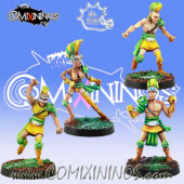 Wood Elves / Elves - Expansion Pack 4 Players - Meiko Miniatures