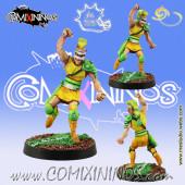 Wood Elves / Elves - Lineman nº 2 - Meiko Miniatures