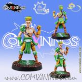 Wood Elves / Elves - Lineman nº 4 - Meiko Miniatures