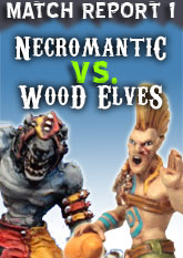 Match Report 1: Necromantic vs. Wood Elves