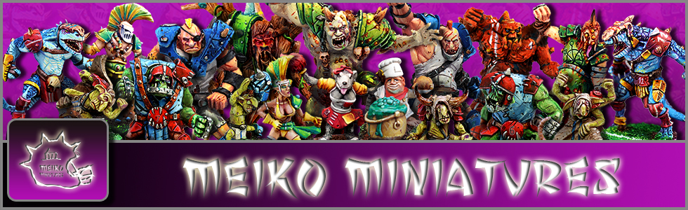 Meiko Miniatures