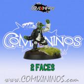 Goblins - Goblin nº 6 Two Faces of GOBham Asylum Team - Labmasu