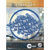 Guild Ball - Mason's Token Set - Steamforged Games
