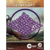 Guild Ball - Union Token Set - Steamforged Games