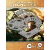Guild Ball Template Set - Steamforged Games