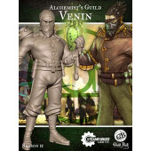 Guild Ball - Venin - Steamforged Games
