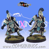 High Elves / Humans - Set of 2 Catchers - Black Scorpion