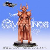 Amazons - Taurus Zodiac Player nº 2 - RN Estudio