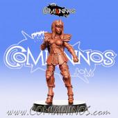 Amazons - Leo Zodiac Player nº 5 - RN Estudio