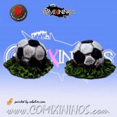 80's Soccer Sport Football - Mano di Porco