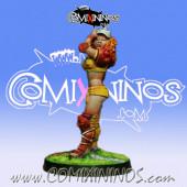 Amazons - Amazon Blitzer nº 1 - Willy Miniatures