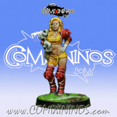 Amazons - Amazon Blitzer nº 2 - Willy Miniatures