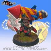 Goblins - ACME Doom Diver Goblin - SP Miniaturas