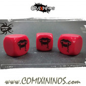 Blood Lust Skill Dice - Akaro