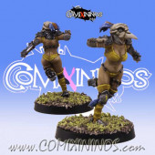 Amazons - Amazon Blitzer nº 1 - SP Miniaturas