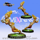 Amazons - Amazon Catcher nº 1 - Willy Miniatures